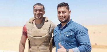 محمد علي عثمان الشهير ب تايسون