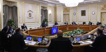 اجتماع مجلس الوزراء
