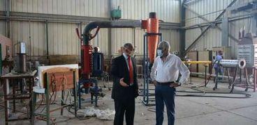 رئيس جامعة بورسعيد