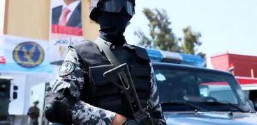 طرح عملات معدنية بشعار عيد الشرطة في 25 يناير