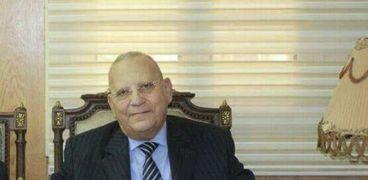المستشار حسام عبدالرحيم - وزير العدل