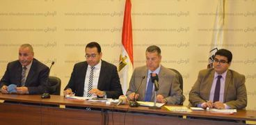 اجتماع المجلس الإقليمي للسكان بمحافظة بني سويف