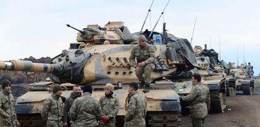 القوات التركية في العراق