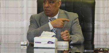 اللواء فريد مصطفى ، مدير أمن كفر الشيخ