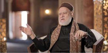 الدكتور علي جمعة عضو هيئة كبار العلماء بالأزهر الشريف