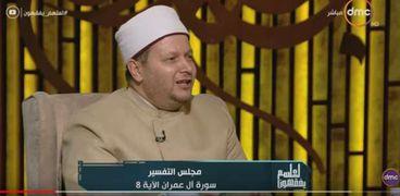 الشيخ الشحات العزازي الداعية الإسلامي