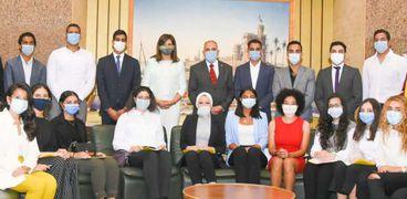 ندوة لشباب المصريين بالخارج لاستعراض جهود مصر في ملف السد الإثيوبي