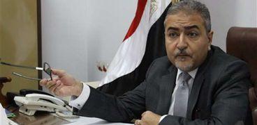 الدكتور خالد العامري، نقيب عام أطباء بيطريين مصر