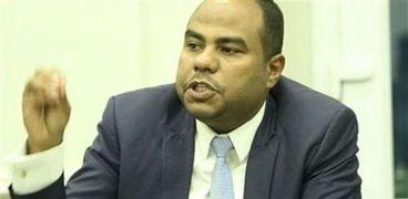 الدكتور محمود عنبر أستاذ الاقتصاد بجامعة أسوان