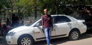 إبراهيم محمد سائق التاكسي
