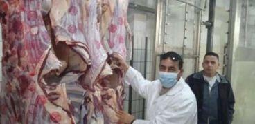 مجازر الأضاحي في الإسكندرية