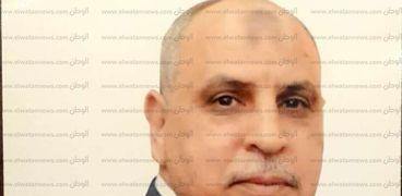 اللواء مصطفي شحاته مدير أمن الجيزة