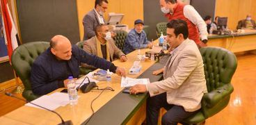 سامي عبد الراضي يترشح لعضوية مجلس نقابة الصحفيين