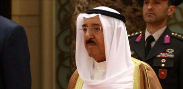 أمير الكويت-صباح الأحمد الجابر الصباح-صورة أرشيفية