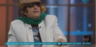 الفنان محيي إسماعيل