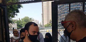 صور.. حديقة حيوان الجيزة تفتح أبوابها أمام الجمهور بعد إغلاق 5 أشهر