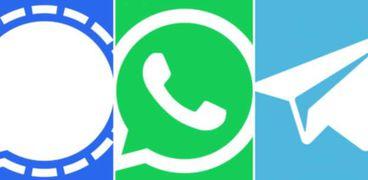 أشخاص ابتعدوا عن «فيس بوك وواتساب»