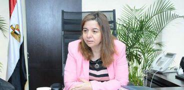 الدكتورة مي عبدالحميد.. الرئيس التنفيذي لصندوق الإسكان الإجتماعي
