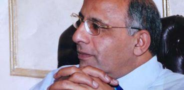 هشام الشاعر ،عضو لجنة تسيير أعمال غرفة المنشآت الفندقية