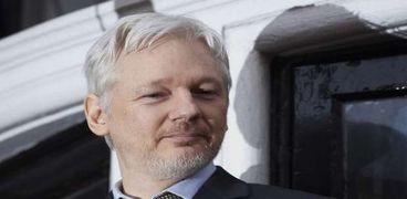 """مؤسس موقع """"ويكيليكس""""-جوليان أسانج-صورة أرشيفية"""