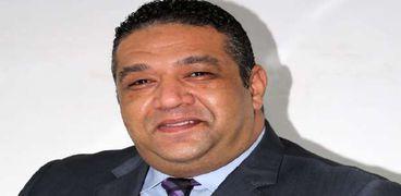 محمد عزمي عضو تنسيقية شباب الأحزاب والسياسيين وعضو مجلس الشيوخ