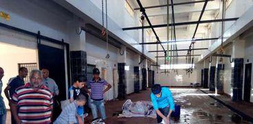ذبح 388 أضحية بمجازر الوادي الجديد خلال عيد الأضحى