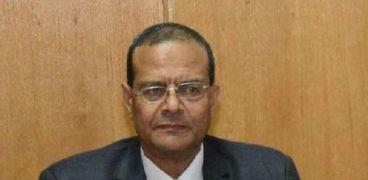 د.مصطفى عبد الخالق نائب رئيس جامعة سوهاج