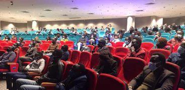 برنامج مكتبة الإسكندرية للتنمية المستدامة ودعم العلاقات الافريقية