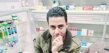 محمد الشاب المتغيب عن منزله في كفر الشيخ