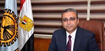 الدكتور أحمد عطا نائب محافظ الغربية