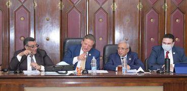 لجنة الخطة والموازنة صورة ارشيفية