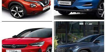 طرز مختلفة للسيارات الملاكي 2021_أرشيفية