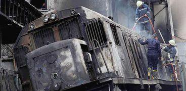 حادث قطار رمسيس