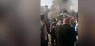 أزمة بسبب حفل تخرج كلية طب عين شمس
