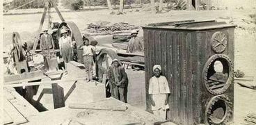 أول محطة للطاقة الشمسية في العالم مقرها المعادي مصر