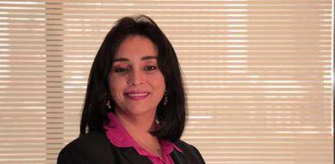 غادة شلبى نائب وزير السياحة والأثار لشئون السياحة