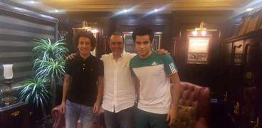 عمر جابر وأحمد ناصر