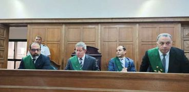 محاكمة خلية داعش في الدقهلية