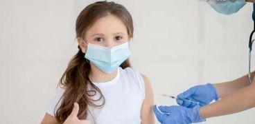 تطعيم الأطفال ضد كورونا