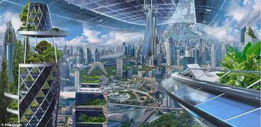 """على غرار فيلم """"Interstellar """".. إنشاء مستعمرات فضائية على سطح القمر"""