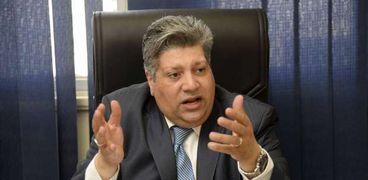 الدكتور خالد قاسم .. المتحدث باسم وزارة التنمية المحلية