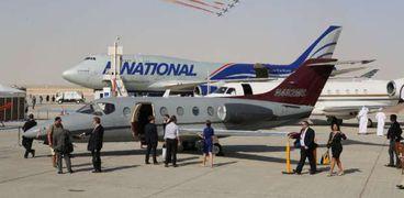 معرض دبي للطيران2021ينطلق في دبي نوفمبر القادم
