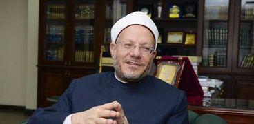 الأستاذ الدكتور شوقي علام مفتي الجمهورية