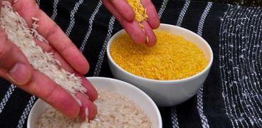 """الأرز المصري آمن تماماً.. """"صورة أرشيفية"""""""