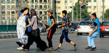 التحرش.. آفة جديدة فى المجتمع المصرى