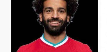 صلاح بقميص ليفربول الجديد