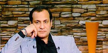 الدكتور صلاح هاشم مستشار وزيرة التضامن للسياسات الاجتماعية