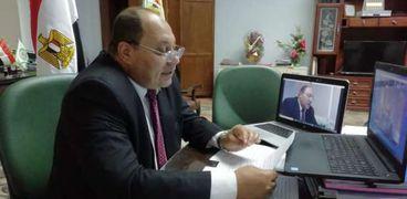 المهندس مصطفى الصياد نائب وزير الزراعة