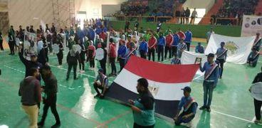 إنطلاق بطولة الجمهورية للمدارس الرياضية بالوادي الجديد