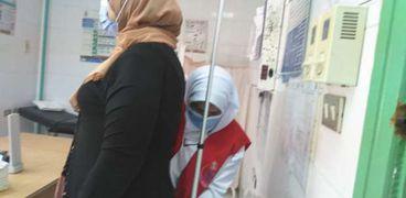 مبادرة صحة المرأة بكفر الشيخ